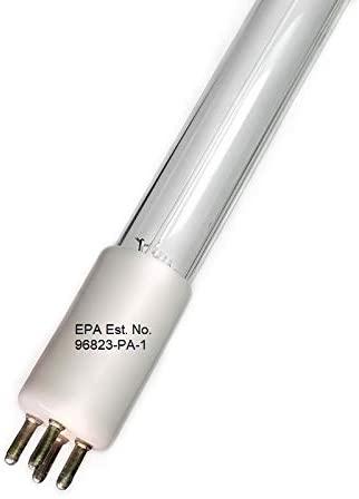 LSE Lighting BUVAS-1-RL UV-C UV lamp for Bio-Shield Air Sanitizer