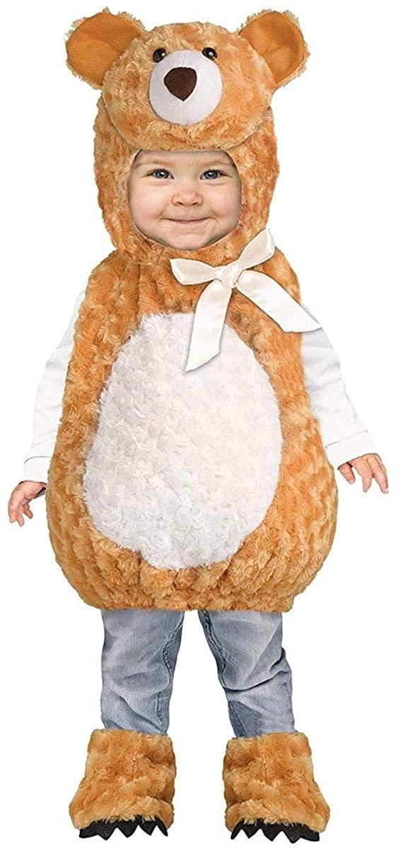 Fun World - Teddy Bear Infant Costume