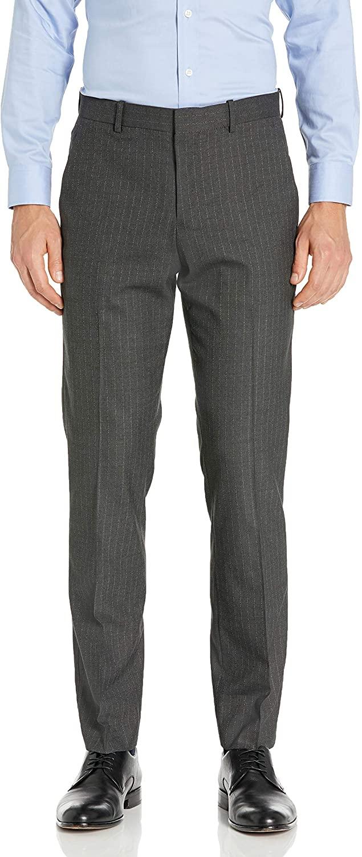 Perry Ellis Men's Non Iron Stripe Dress Pant
