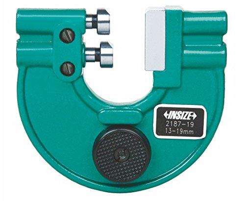 INSIZE 2187-51 Adjustable Snap Gage, 1.73