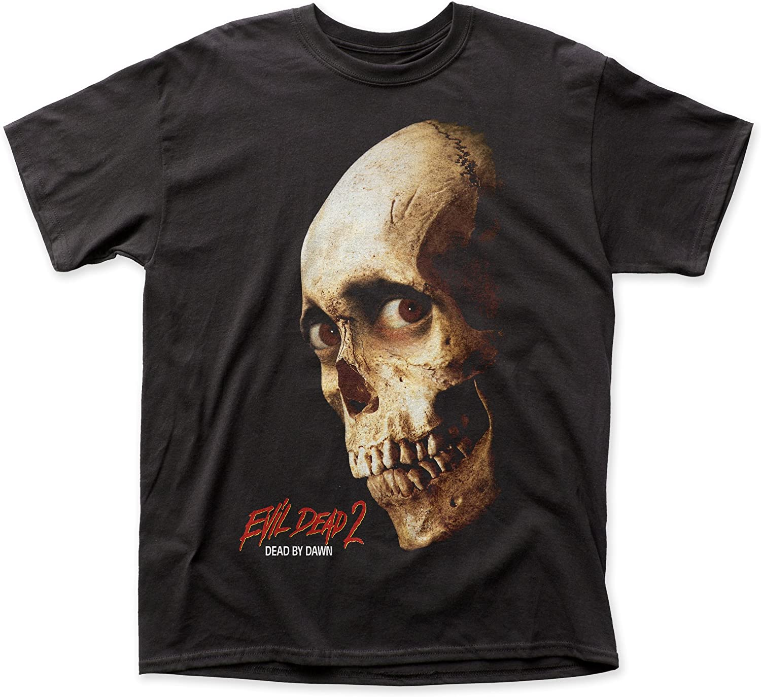 Evil Dead II Dead by Dawn Color Poster Adult tee