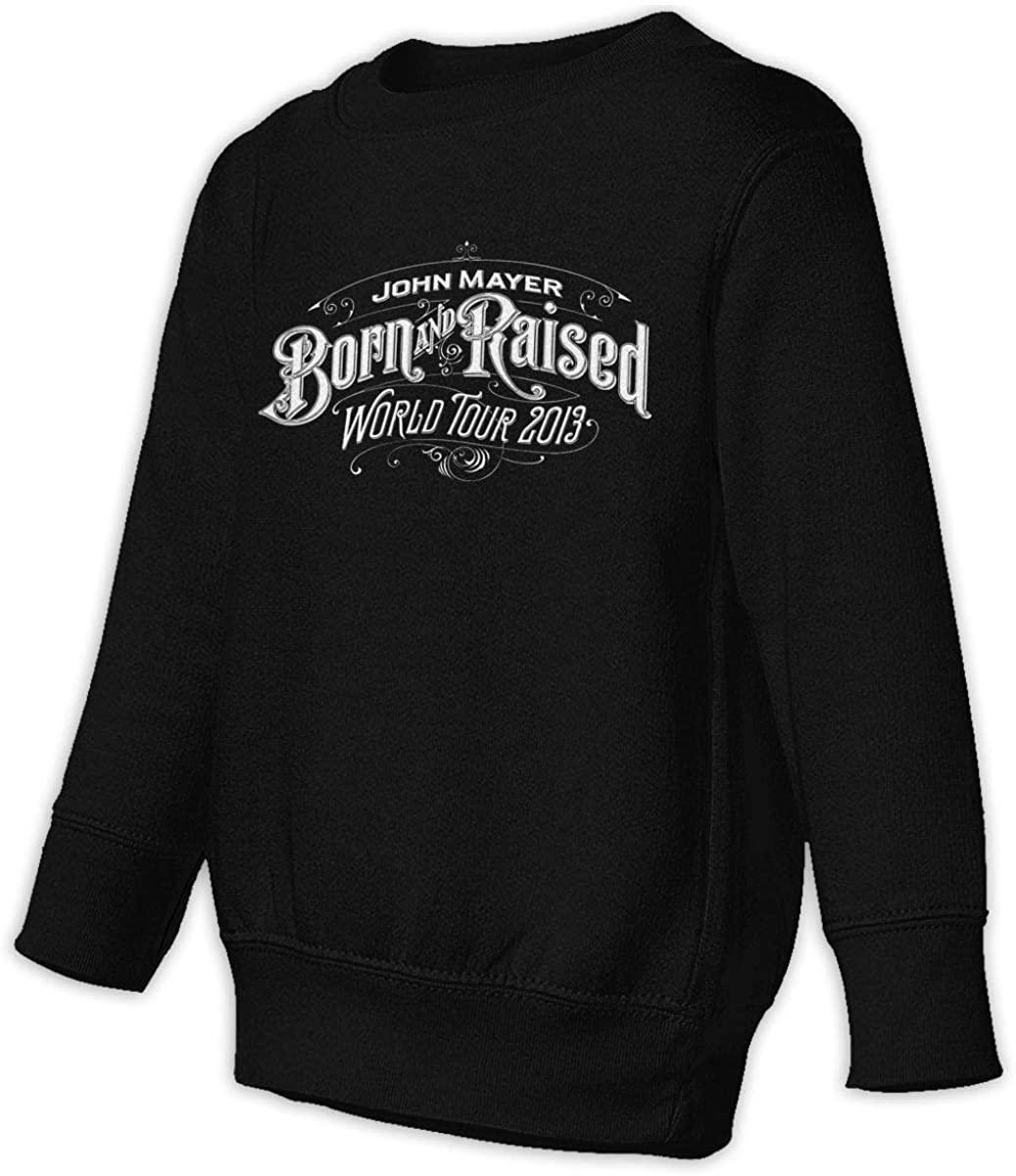 ASDFNLSF John Mayer Unisex Sweatshirt Youth Boy and Girls Pullover Sweatshirt