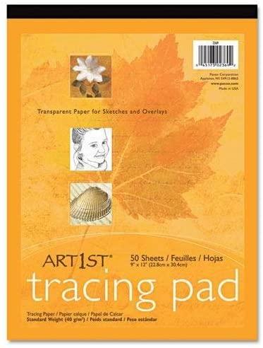 PAC2317 - Pacon Art1st Parchment Tracing Paper
