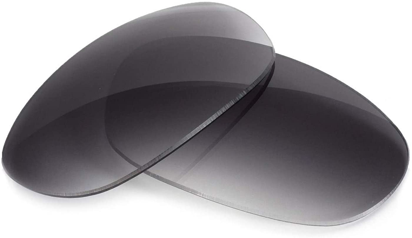 Fuse Lenses Polarized Replacement Lenses for Oakley Wiretap Rx