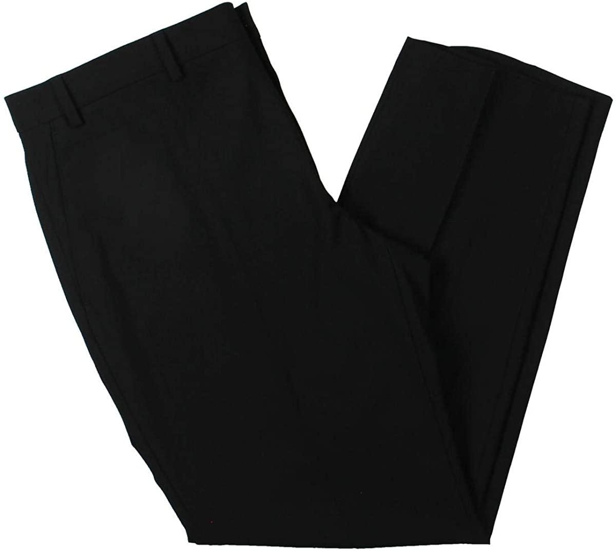 LAUREN RALPH LAUREN Mens Slim Fit Stretch Dress Pants