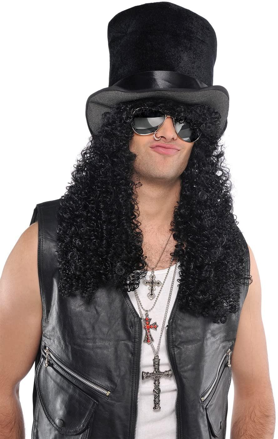 Metal Head Wig