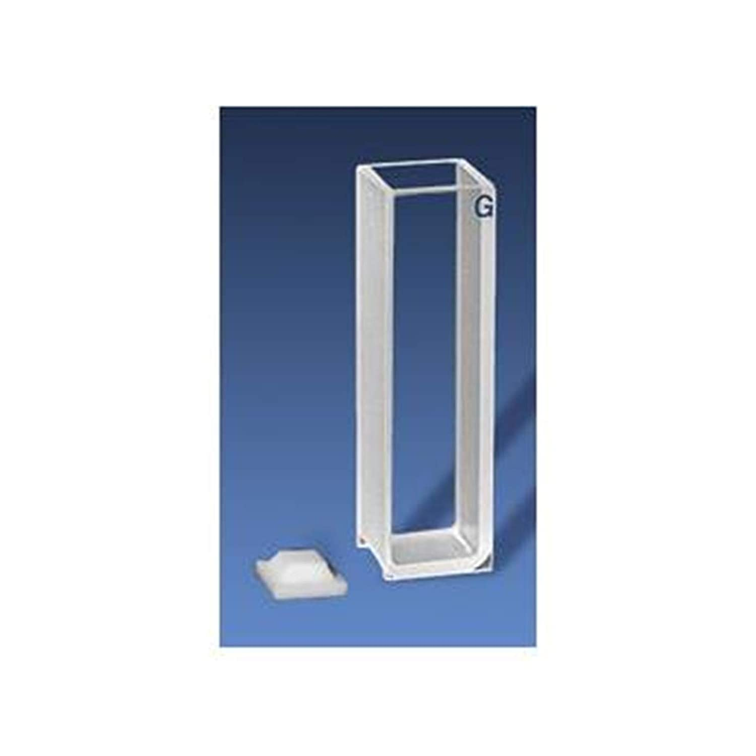 Labomed G4 Standard Cell with Lid, Glass, 10mm, 3.5 ml (Pack of 2)