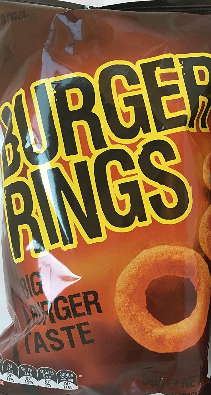 Burger Rings 100g X 2