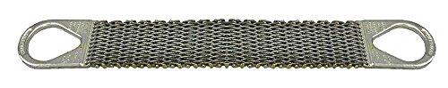 Wire Mesh Sling, L 12 ft, VLL 2300 lb.