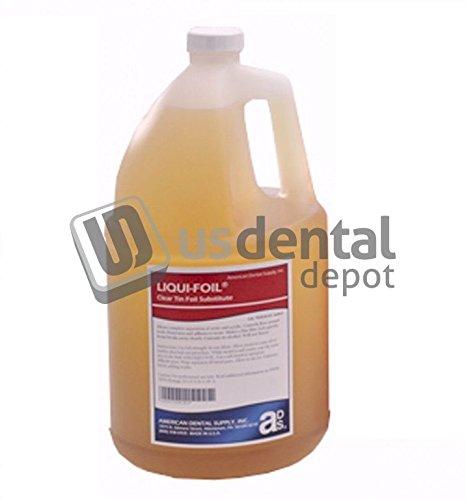 ADS- Liqui - Foil Clear 8 oz. - # T550-4-cr - Acrylic Separators 118196 Us Dental Depot