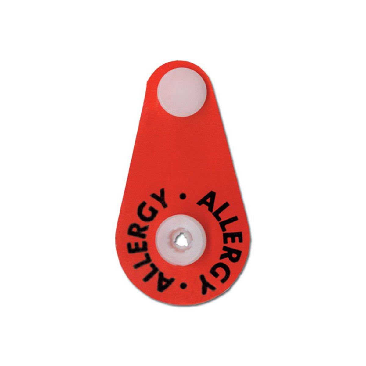 IDENT-ALERT 8621A-16-PDH Alert Bands Clasp, Poly