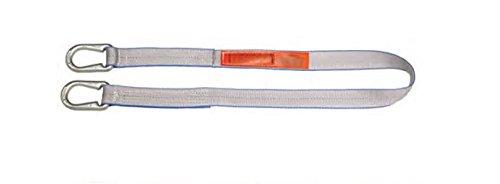 Liftall UU1802TX9 Tuff-Edge Web Sling, Type UU, 1-ply, 2 x 8