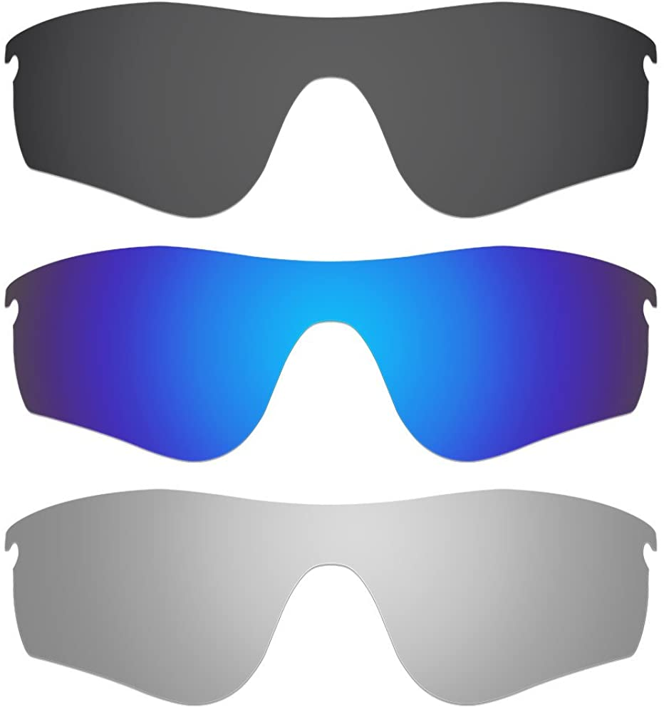 Dynamix Polarized Replacement Lenses for Oakley RadarLock Path - Multiple Options