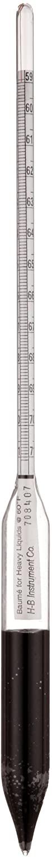 H-B DURAC 59/71 Degree Baume Hydrometer (B61804-0600)