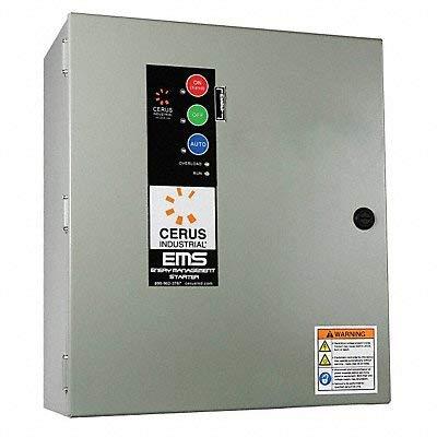NEMA CB Starter Size 3 24V Coil 4X Enc