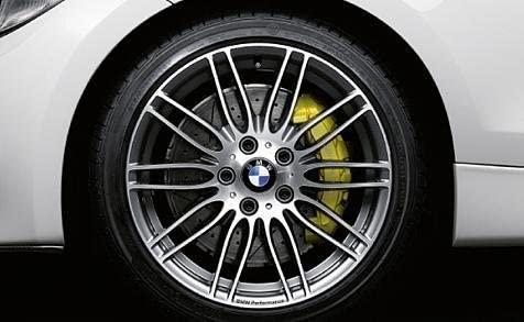 EuroActive BMW Performance Genuine 1 Series E81 E82 E87 E87 LCI E88 Style 269 18 Wheel Set