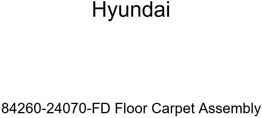 Genuine Hyundai 84260-24070-FD Floor Carpet Assembly