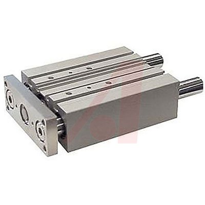 SMC MGPM20-75Z actuator - mgp compact guide cylinder family 20mm mgp slide bearing - cyl, compact guide, slide brg