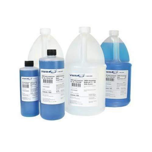 VWR 10143-164 Hematology Wright Stain, 948 Ml, 32Fluid_Ounces, Degree C, Plastic, Liquid, (