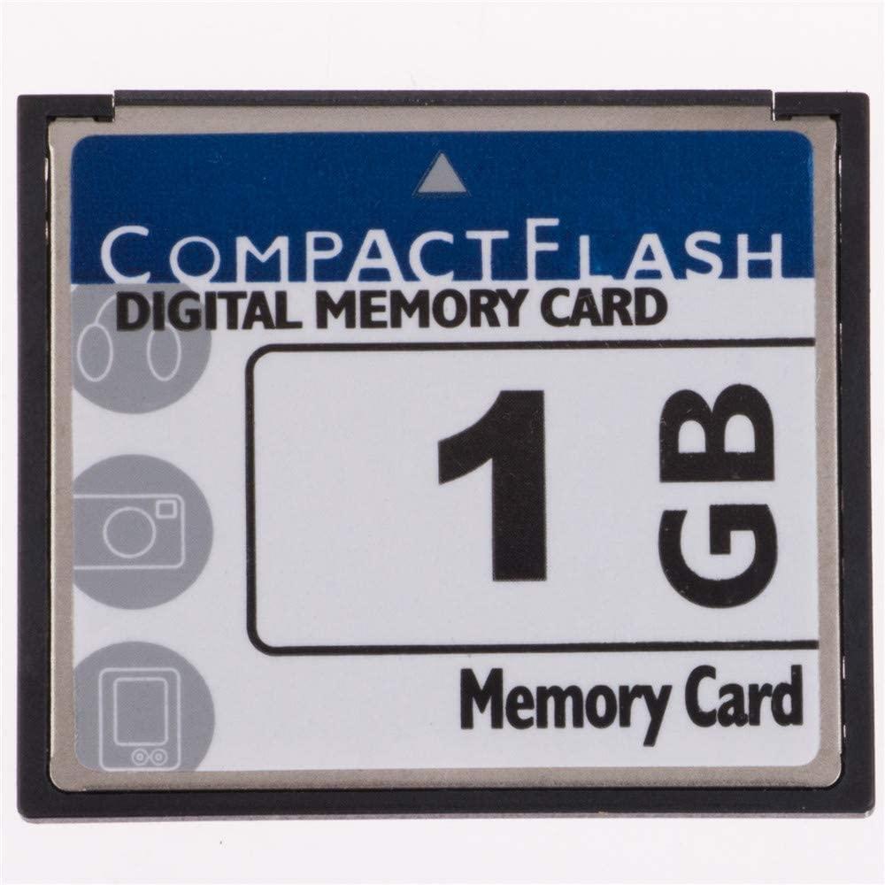 QingManGuo New 1GB Compact Flash (CF) Card Speed Up to 50MB/s Free Packaging-CF-1G Digital Camera Memory Card