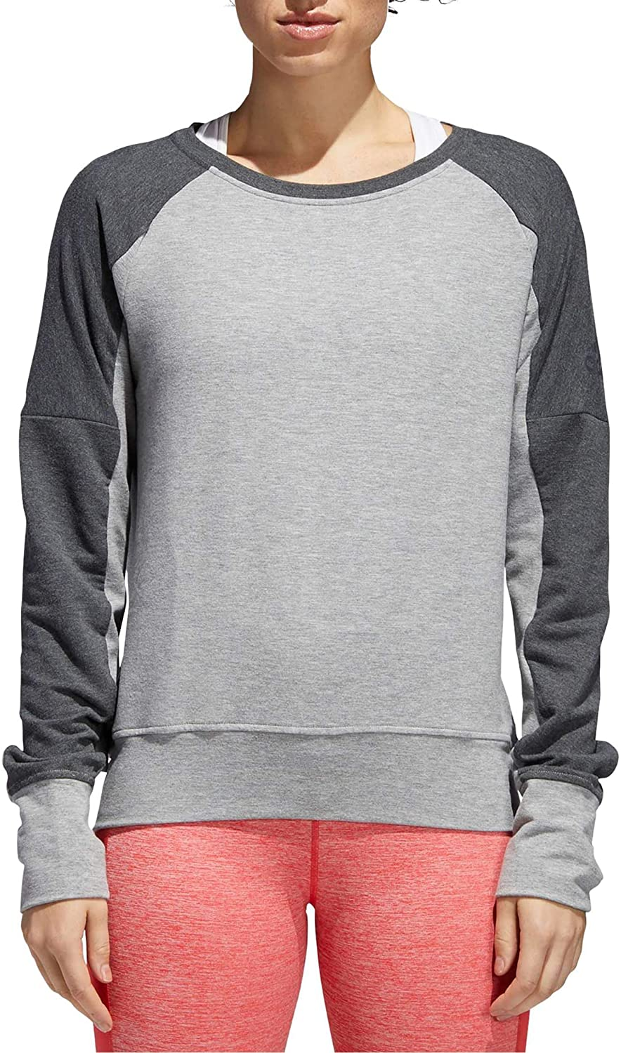 adidas Women's Performer Long Sleeve Cover-Up