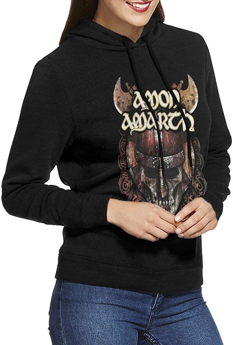 Amon Amarth Women's Casual Fashion All-Match Hoodie