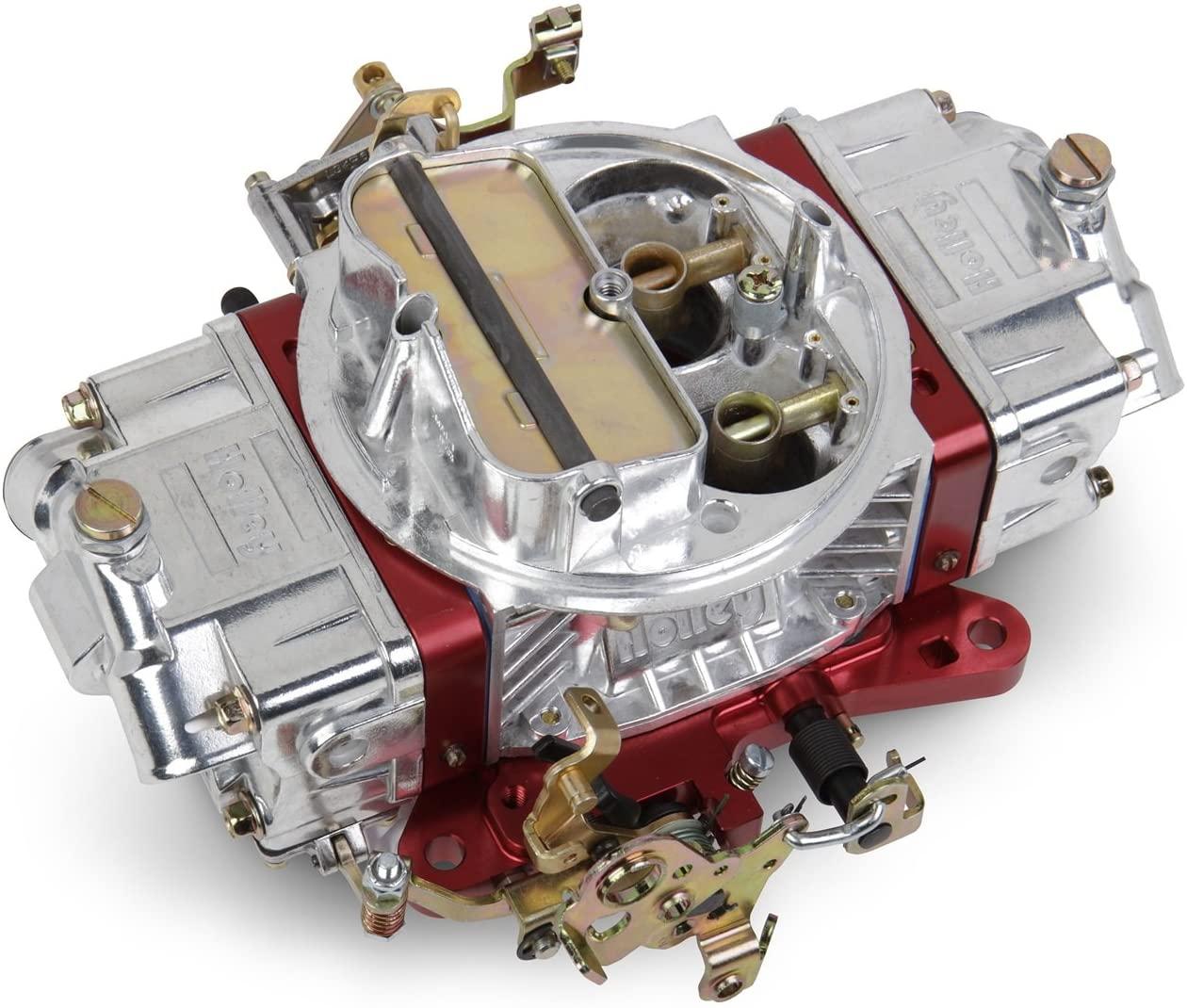 Holley 0-76651RD Ultra Double Pumper Carburetor