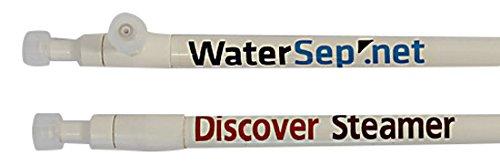 WaterSep AU 920 10DIS12 L6 Discover12 Steamer Autoclavable Hollow Fiber Cartridge, 0.2 µm Pore Size, 1.0 mm ID, 9.4 mm Diameter, 300 mm Length, Polyethersulfon/Polysulfon/Resin (Pack of 6)