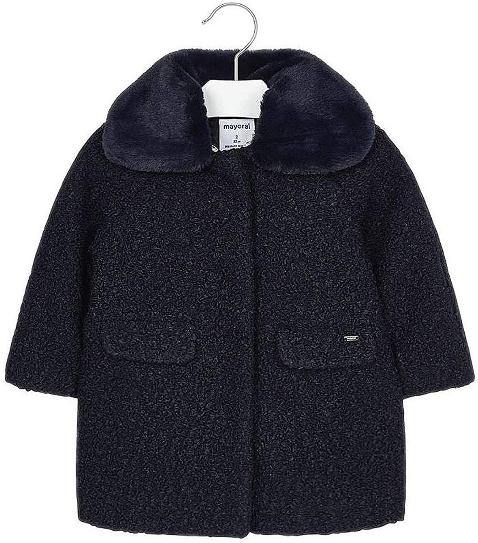 Mayoral - Coat for Girls - 4413, Navy