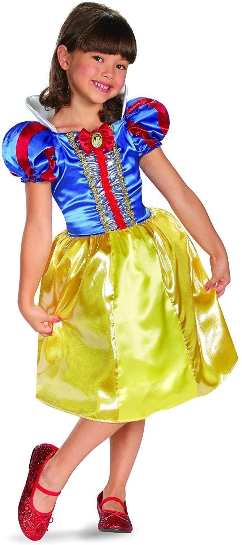 Snow White Sparkle Classic Child Costume