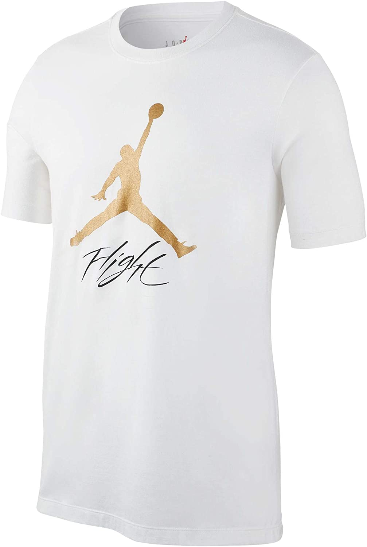 Nike Jumpman Flight Hbr Tee Ao0664-101