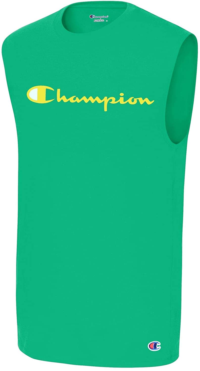 Champion Men's Classic Graphic Muscle