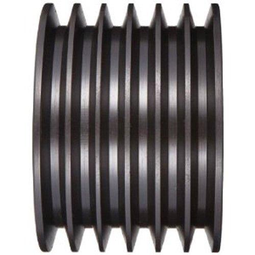 SPC 150X6-CI Ametric Metric Cast Iron V Belt Pulley, for SPC Profile V-Belt, 6 Groove, 150 mm Pitch Diameter, (Mfg Code 1-033)