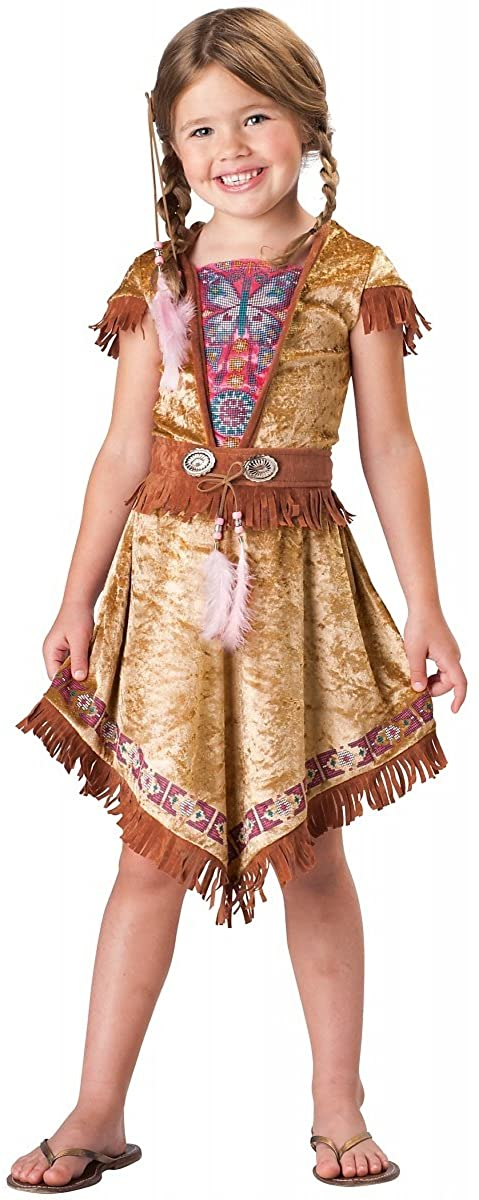 Indian Maiden Kids Costume - Small