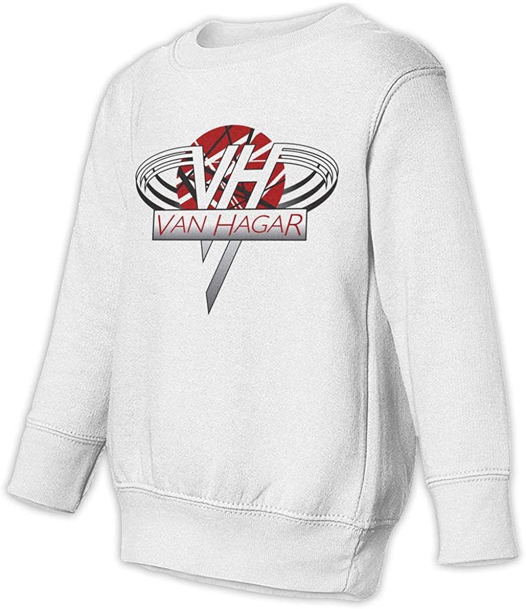 ASDFNLSF Van Halen 1984 Unisex Sweatshirt Youth Boy and Girls Pullover Sweatshirt