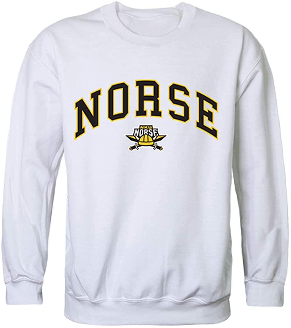 NKU Northern Kentucky University Norse NCAA Men's Campus Crewneck Fleece Sweatshirt