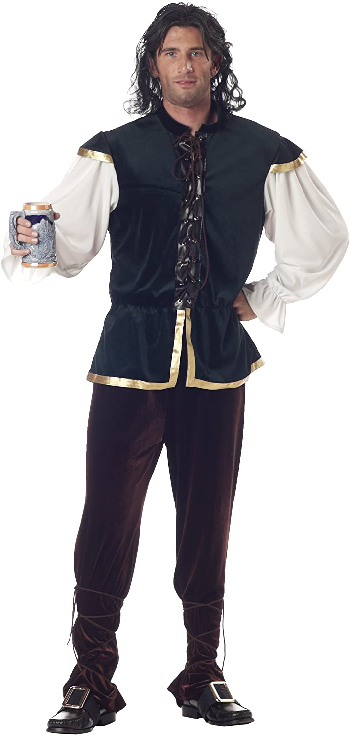 California Costumes Mens Tavern Man Costume