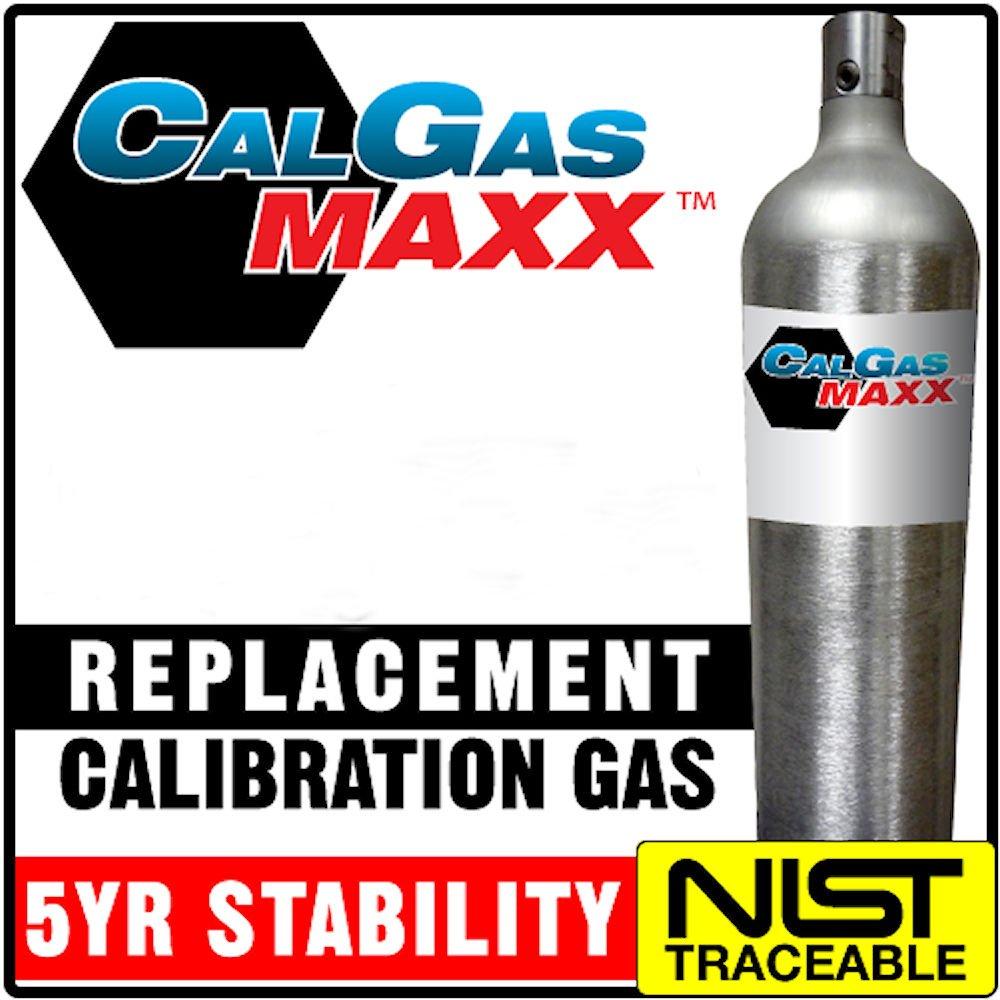 25 ppm Ammonia/Balance nitrogen; 58 Liter Cylinder