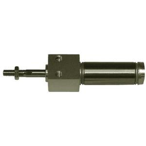 SMC NCMR106-0500C actuator - ncm round body cylinder family 1 1/16 ncm double-acting - cyl, air, cushion