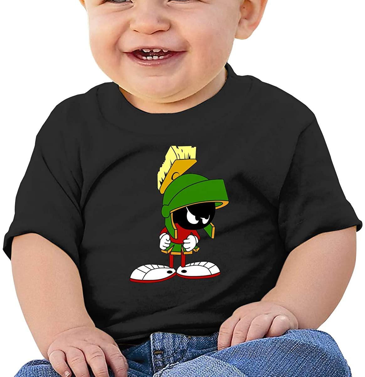 AP.Room Short Sleeve Comfortable Shirt The Martian Baby T-Shirt