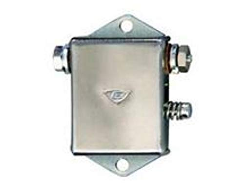 EDWARDS 151-G1 24 VDC, ZINC Plated Base, 65.5~74.5 DB @ 10 FEET, Range of VOLTAGES, Chrome Cover, Buzzer, Adjustable Volume