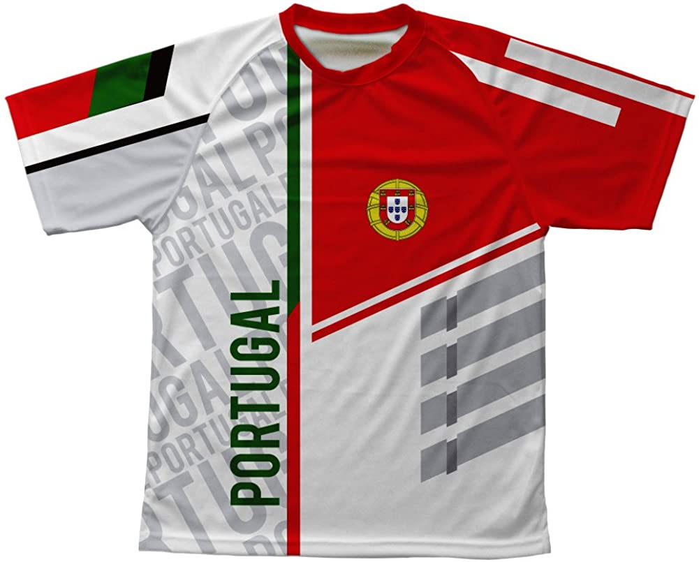 ScudoPro Portugal Technical T-Shirt for Men and Women