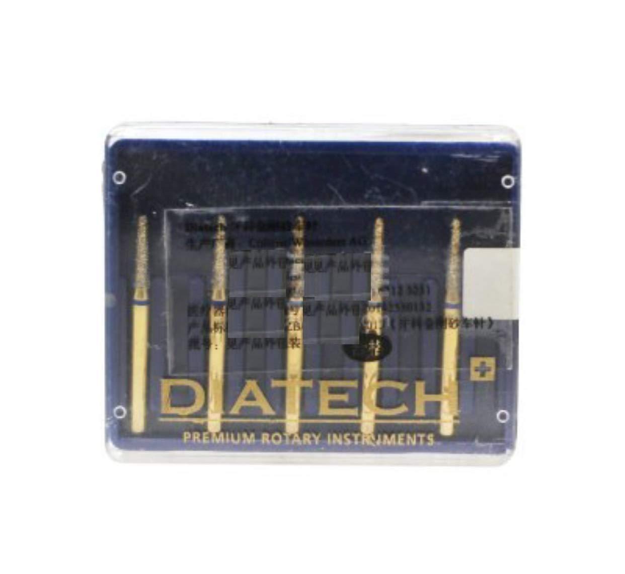 Dental COLTENE Diatech carborundum needle kit 846-014-6ML