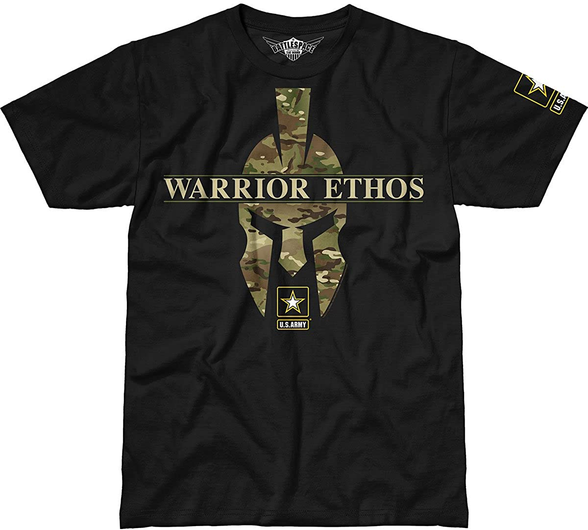7.62 Design Army 'Warrior Ethos' Men's Battlespace T-Shirt