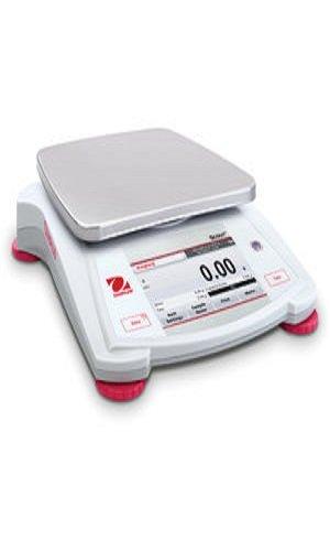 Ohaus OSSTX-06071200G STX1202 STX Portable Balances, 0.01 g Readability, 1200 g Capacity