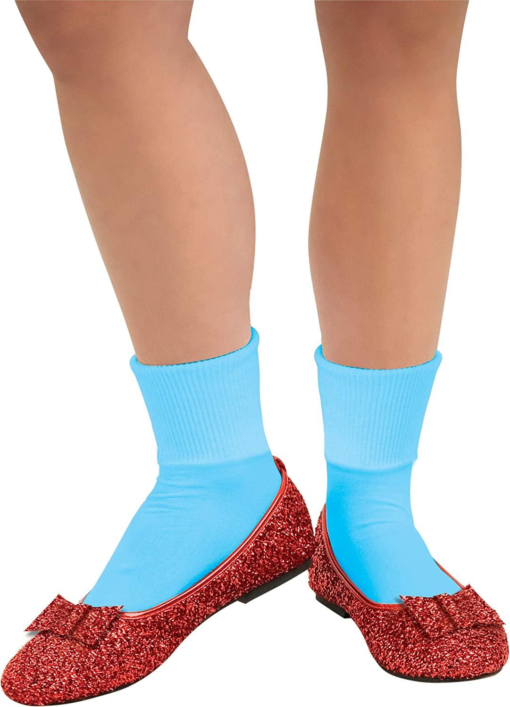 Rubie's Women's Wizard of Oz, Deluxe Adult Dorothy Sequin Shoes