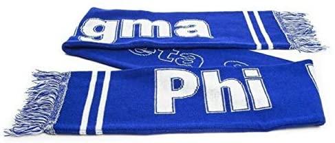 Phi Beta Sigma Winter Knit Scarf