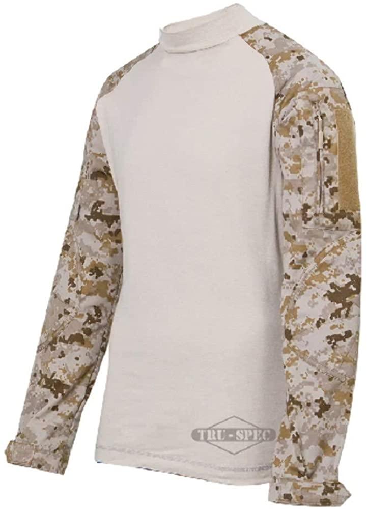 Tru-Spec Desert Digital Tactical Response Combat Shirt