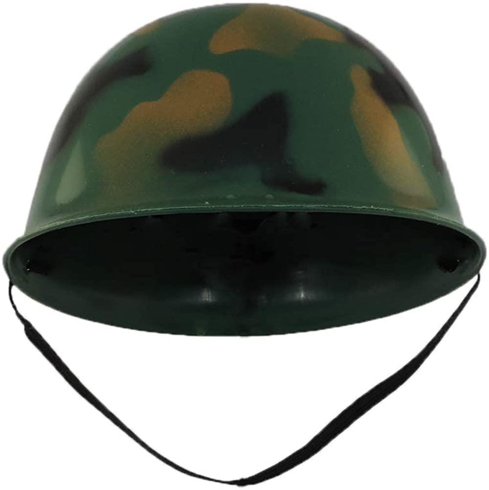 NOVELTY GIANT WWW.NOVELTYGIANT.COM Childrens Green Army Helmet Costume Accessory
