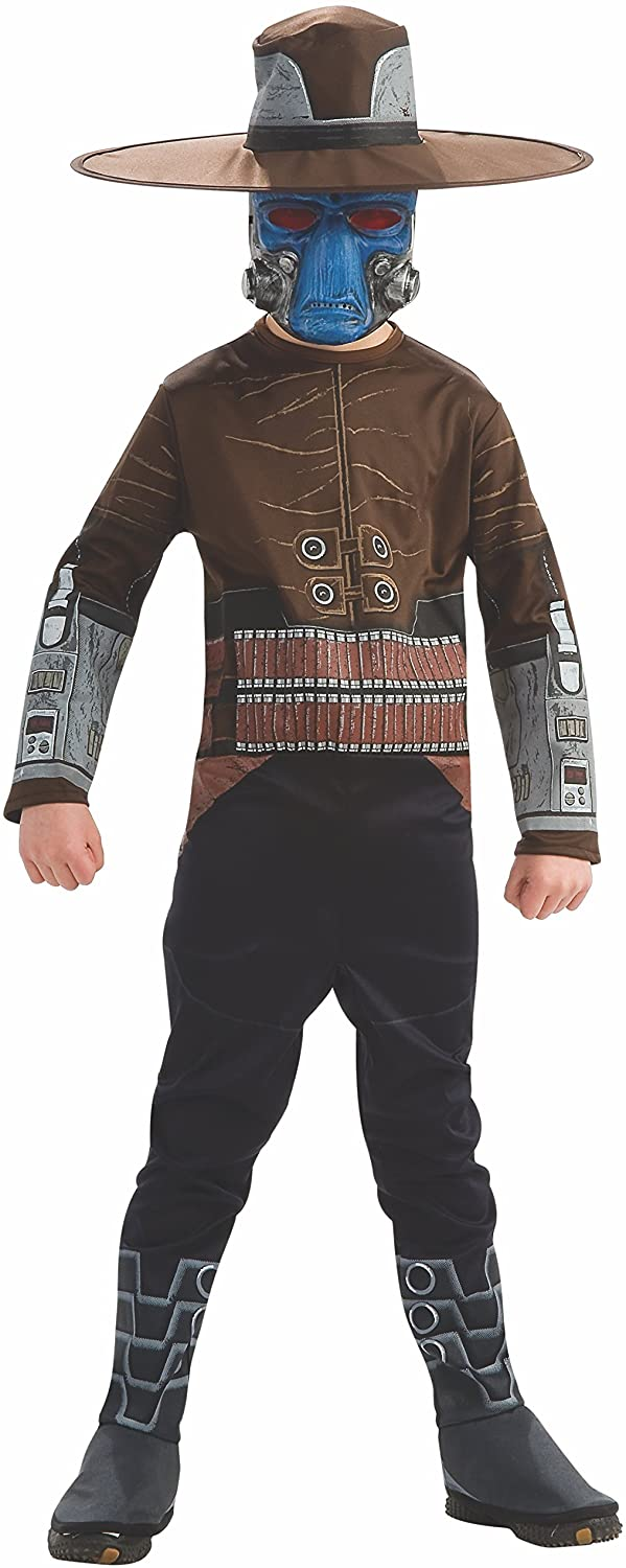 Boys Clone Wars Cad Bane Costume
